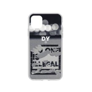 DESIXURY NO ONE IS ILLEGAL PHONE CASE